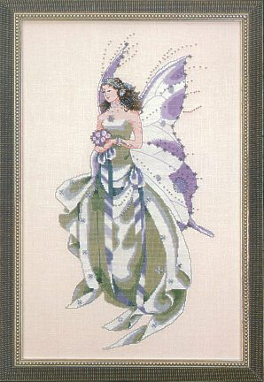 click here to view larger image of July's Amethyst Fairy (chart)