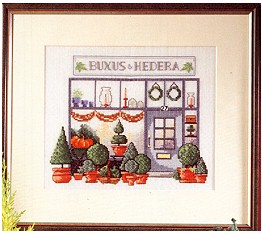 click here to view larger image of Buxus Hedera (chart)