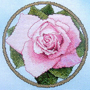 click here to view larger image of A Rose For Every Season - Spring (chart)