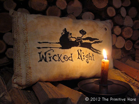 click here to view larger image of Wicked Night (chart)