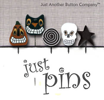 click here to view larger image of Just Pins - Fright Night (pin)