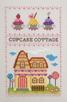 click here to view larger image of Cupcake Cottage (chart)