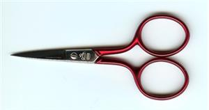 click here to view larger image of Premax 3.5in Embroidery Scissors - Soft Touch (accessory)