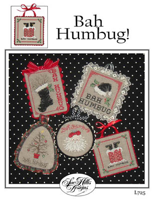 click here to view larger image of Bah Humbug (chart)