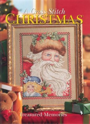 click here to view larger image of Cross Stitch Christmas - Treasured Memories (Cross Stitch & Needlework) (book)