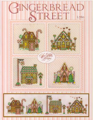 click here to view larger image of Gingerbread Street (chart)