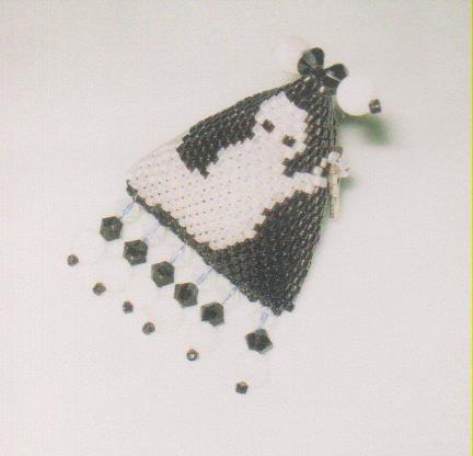 click here to view larger image of Bump In The Night Humbug (bead kit)