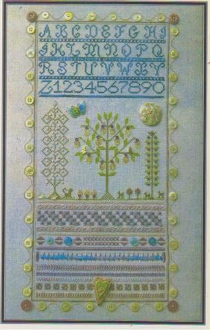 click here to view larger image of Button Box Sampler (chart)