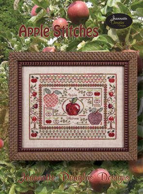 click here to view larger image of Apple Stitches (chart)