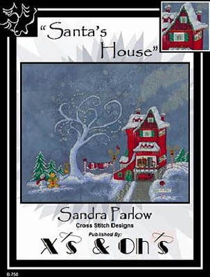 click here to view larger image of Santa's House (chart)