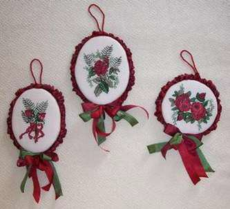 click here to view larger image of Roses For Christmas (chart)