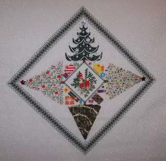 click here to view larger image of Christmas Tree Garden, A (chart)