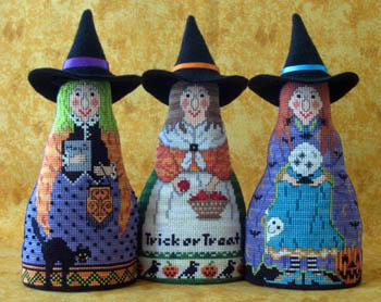 click here to view larger image of Bewitching Trio (chart)