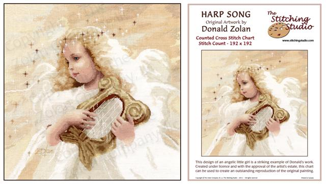 click here to view larger image of Harp Song (chart)