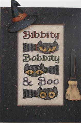 click here to view larger image of Charmed Bibbity, Bobbity and Boo (chart)
