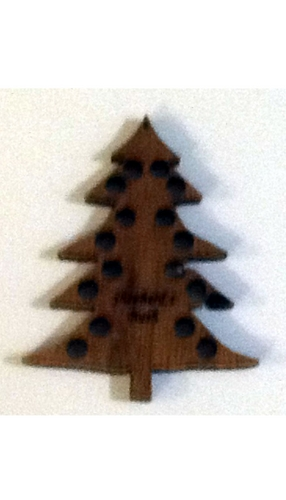 click here to view larger image of Christmas Tree Fob Needle Gauge (accessory)