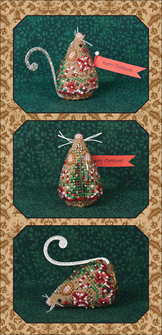 click here to view larger image of Gingerbread Mouse (Very limited Edition) (chart)