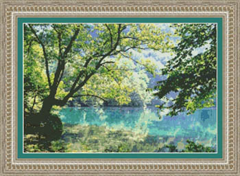 click here to view larger image of Blue Bell Lake (chart)