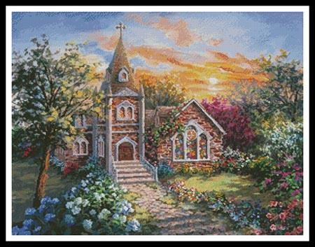 click here to view larger image of Charming Tranquility 2  (Nicky Boehme) (chart)