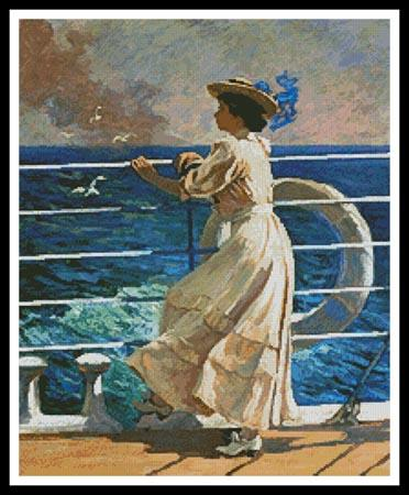 click here to view larger image of On The Deck  (Abbott Fuller Graves) (chart)