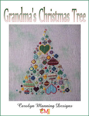 click here to view larger image of Grandma's Christmas Tree (chart)