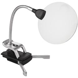 click here to view larger image of Naturalight LED Flexilens W/Base & Clip (accessory)