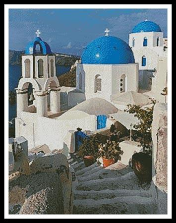 click here to view larger image of Santorini 2 (chart)