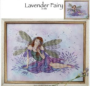 click here to view larger image of Lavender Fairy (chart)
