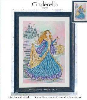 click here to view larger image of Cinderella (chart)