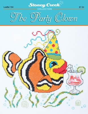 click here to view larger image of Party Clown (chart)