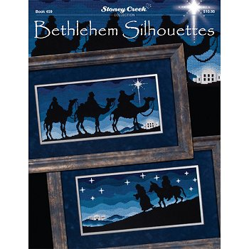click here to view larger image of Bethlehem Silhouettes (chart)