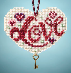 click here to view larger image of Love (2013) (bead kit)