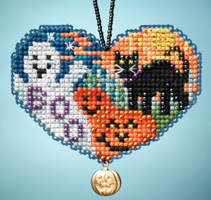 click here to view larger image of Love Halloween (2013) (bead kit)