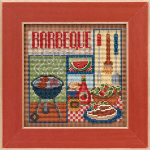 click here to view larger image of Barbeque (button-bead kit)