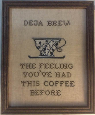 click here to view larger image of Deja Brew (chart)
