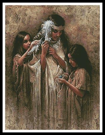 click here to view larger image of Bridal Party, The  (Lee Bogle) (chart)