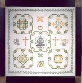 click here to view larger image of Celtic Charm (chart)