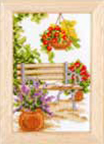 click here to view larger image of Flower Bench (None Selected)