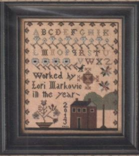 click here to view larger image of My Little Sampler (chart)