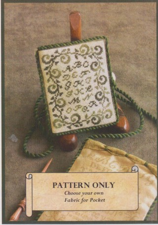 click here to view larger image of Cottage Charm Stitcher's Pocket (chart)