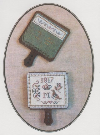 click here to view larger image of 1817 Needle Book (chart)