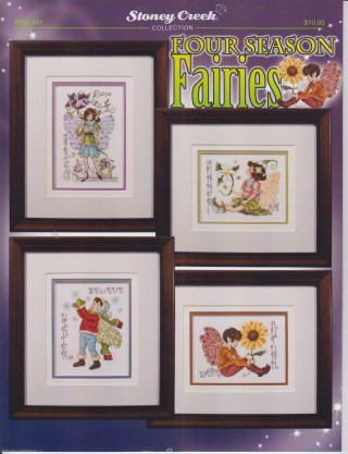 click here to view larger image of Four Seasons Fairies (chart)