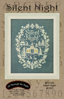 click here to view larger image of Silent Night (chart)