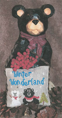 click here to view larger image of Winter Wonderland (Ornament 1) (chart)