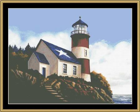 click here to view larger image of Lighthouse (chart)