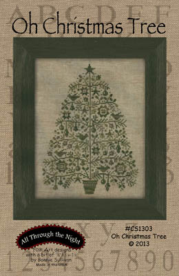 click here to view larger image of Oh Christmas Tree (chart)