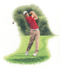 click here to view larger image of Golfer Fairway (chart only) (chart)