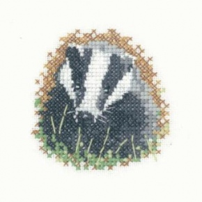 click here to view larger image of Badger Little Friends (chart)