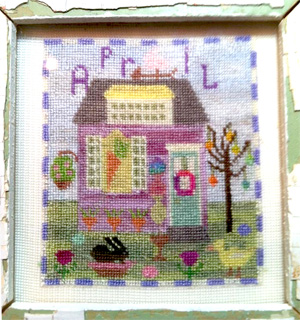 click here to view larger image of Jellybean Junction April 2013 Sugar Shack Series (chart)