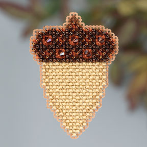click here to view larger image of Acorn (2013) (counted cross stitch kit)
